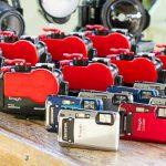 巷で評判!無料レンタルのデジタルカメラとGoPro