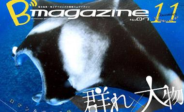 B-magazine*vol.7 =11月号-大物×群れ=