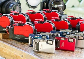 巷で評判!無料レンタルのデジタルカメラ