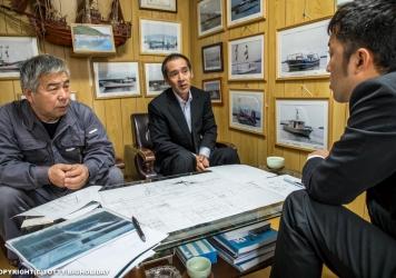 新艇導入までの軌跡|熊本天草の造船所に行ってきました