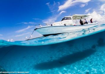 【HOLIDAYチャンネル復活】&【地形+魚群】これが宮古島のポテンシャル Part2