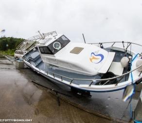 台風18号における被害、現状報告と今後の対応につきまして