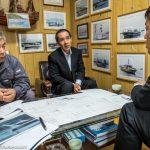 新ダイビングボート導入までの軌跡2|熊本天草の造船所に行ってきました