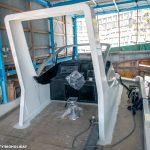 ダイビングボート:新艇フライングデッキ