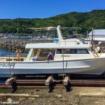 新ダイビングボート導入までの軌跡5|ついに完成!現在は天草〜宮古島を回航中