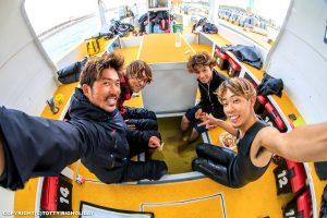 ♨︎足湯♨︎私たちのダイビングボートのスペシャルスペック