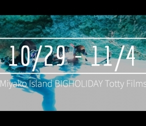【10/29〜11/4】This week's BIGHOLIDAY
